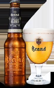 Brand Zwaar Blond - Actie Locus