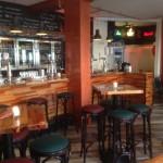 Locus International - Nieuwe bar